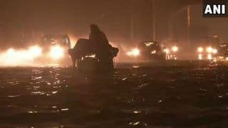 Delhi: Heavy Rains, Thunderstorm Lash City Early Morning