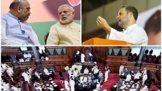 राज्यसभा: उपसभापति चुनाव के लिए तारीख का ऐलान, विपक्ष की रणनीति पर BJP का दांव