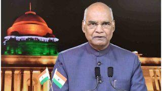 राष्ट्रपति रामनाथ कोविंद का राष्ट्र के नाम संदेश, तिरंगा हमारे देश की अस्मिता का प्रतीक