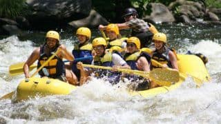 टिहरी झील में साहसिक खेलों को बढ़ावा देगी उत्तराखंड सरकार, पर्यटन मंत्री ने कही लाइसेंस देने की बात