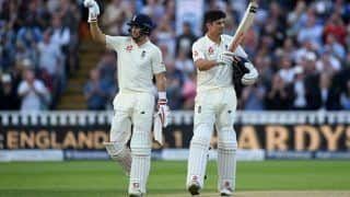 India vs England: Joe Root Defends Struggling Alastair Cook, Says Playing on Seamer-Friendly Pitches Have Been Tough For Openers
