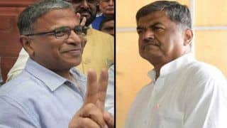 Rajya Sabha Deputy Chairperson Election: NDA's Harivansh Narayan Singh Wins Poll For House's Number 2 Post, Gets 125 Votes