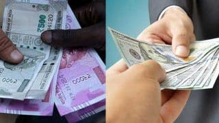 एक्सपर्ट की राय, 'रुपए की मुश्किलें खत्म हो गई लगती हैं, प्रति डॉलर 67-68 के दायरे में रहेगा'