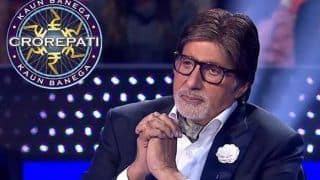 KBC 10: शूटिंग करते वक्त इमोशनल हुए अमिताभ बच्चन, सामने आई ये बात..
