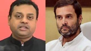 BJP Hits Back at Rahul Gandhi For Comparing RSS to Muslim Brotherhood, Says he is Emboldening Pakistan