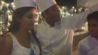 Haryanvi Hotness Sapna Choudhary Impresses Fans This Time as Chef, Makes Pasta at Wedding - Watch