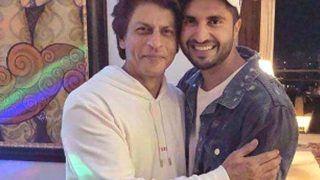जस्सी गिल ने शाहरुख खान के साथ शेयर की फोटो, कही ये बड़ी बात...