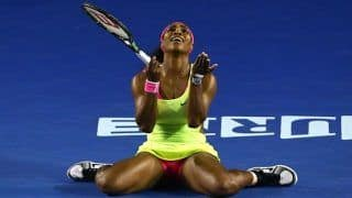 Serena Williams Loses In Most Lopsided Defeat Of Career, Makes First-Round Exit Against Johanna Konta at San Jose