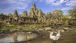 Cambodia: Here Are 12 Stunning Pictures of Angkor Wat Temple Complex