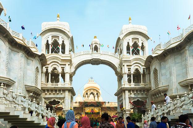Vrindavan Photos: Images of The Hindu Pilgrim Destination