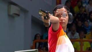 Asian Games 2018: Heena Sidhu Wins Bronze in 10m Air Pistol, Heartbreak For Manu Bhaker