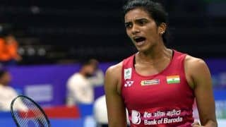 PV Sindhu, B Sai Praneeth Advance Into Japan Open Quarterfinals With Contrasting Wins; HS Prannoy Ousted in 2nd Round