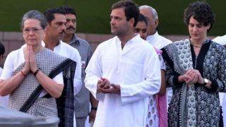 अमेठी से ही लड़ेंगे राहुल गांधी, रायबरेली से सोनिया की जगह लड़ सकती हैं प्रियंका