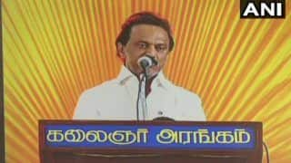DMK Accuses Central Govt of Creating Rift Within Party After Alagiri Challenges Stalin For Party President Post