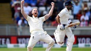 India vs England 3rd Test: England Include Ben Stokes in Place of Sam Curran in Playing XI For Nottingham Test