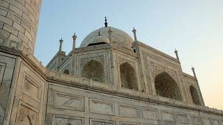 Taj Mahal Starts to Turn Green, Black Due to Insects' Excreta