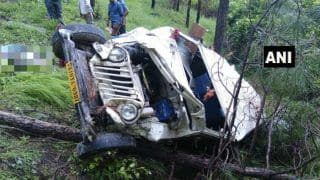 Uttarakhand: 2 Dead, 10 Injured After Vehicle Carrying Them Falls in Gorge on Rishikesh Gangotri Highway