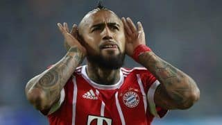 Barcelona Agree Chile Midfielder Arturo Vidal Switch in '30-Million-Euro Deal'