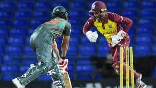 Bangladesh vs West Indies Live Cricket Streaming: When And Where to Watch BAN vs WI 3rd T20I Match Online on Hotstar, Jio TV, TV Coverage on Star Sports, IST, Probable Playing XI