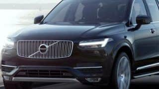 New Volvo XC90 SUV launch date revealed