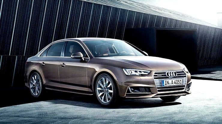 All New 2016 Audi A4 India Launch Date Is 8th September News Cars