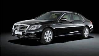 Mercedes S600 Guard to be launched on May 21: Get features and specifications
