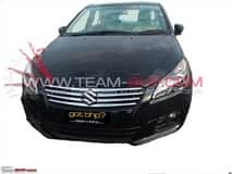 2014 Maruti Suzuki SX4 (YL1) to be shown at the 2014 Auto Expo