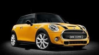 Mini Cooper S Launched in India: BMW prices new 3-door Mini Cooper S at INR 34.65 lakh