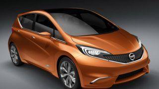 2012 Geneva Motor Show: Nissan Invitation concept unveiled