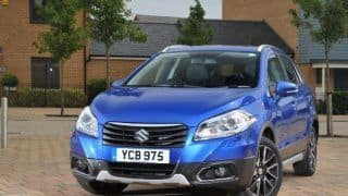 Suzuki S-Cross crossover gets 5-star safety rating from Euro NCAP