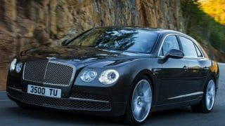 2014 Bentley Flying Spur launched in India at Rs 3.10 crore