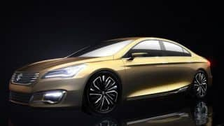 Production-spec Suzuki Authentics to be made in China next year
