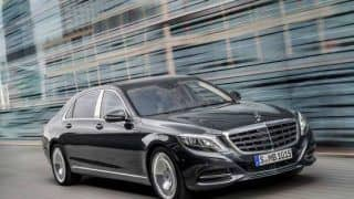 Mercedes Maybach S600: Mercedes prices premium sedan Maybach S600 at nearly USD 190,000