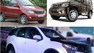 Upcoming Mahindra SUVs 2015-16: Get expected price specifications and launch date