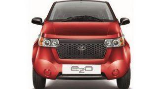 LIVE: Mahindra Reva e2o launched at Rs 5.96 lakh