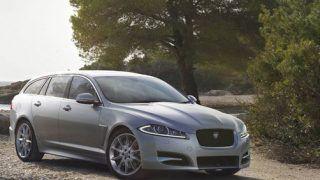 Jaguar reveals XF Sportbrake wagon ahead of Geneva Motor Show