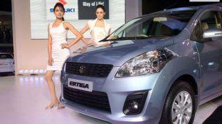 Maruti Suzuki Ertiga to be launched on April 11