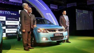 Mahindra Verito Vibe launched at Rs 5.63 lakh