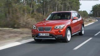 BMW introduces 2013 X1 facelift in Indonesia ahead of India launch