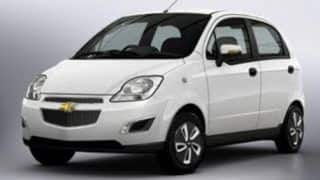 Chevrolet Spark facelift to arrive by December 2012