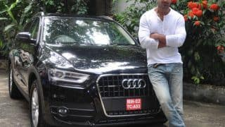 John Abraham gifts Audi Q3 to sister-in-law, Anca Abraham