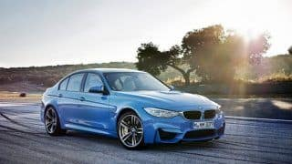 New 2014 BMW M3 and M4 officially revealed