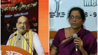 राष्ट्रीय कार्यकारिणी की बैठक में अमित शाह का कांग्रेस पर निशाना, बीजेपी 'मेकिंग इंडिया' में जुटी तो कांग्रेस 'ब्रेकिंग इंडिया' में