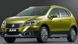 Maruti Suzuki ACross is the new name for S-Cross SX4; launch in June, 2015