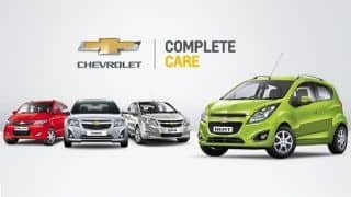 Chevrolet Introduces Complete Care: Offers special after-sales services and benefits