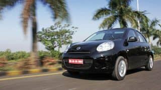 Nissan to hike prices of Micra, Sunny and Evalia from February 2013