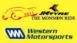 3rd 'JK Tyre - The Monsoon Ride' to be held in July end