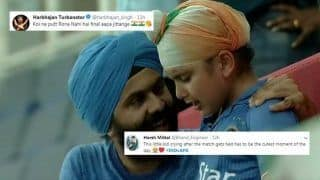 Asia Cup 2018 Super Four, India vs Afghanistan: Kid Crying After Tie Shows Cricket is Just Not a Game, Harbhajan Singh Tweets -- WATCH