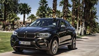 New BMW X6 2015 India launch date is July 23, 2015