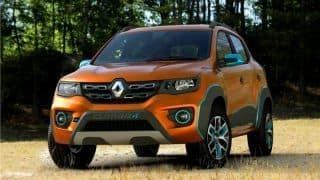 Renault Kwid Climber likely to launch in India tomorrow